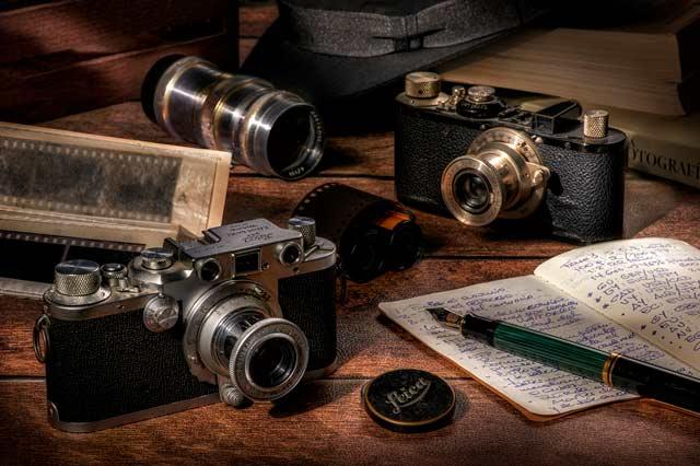 Principios de la Fotografía